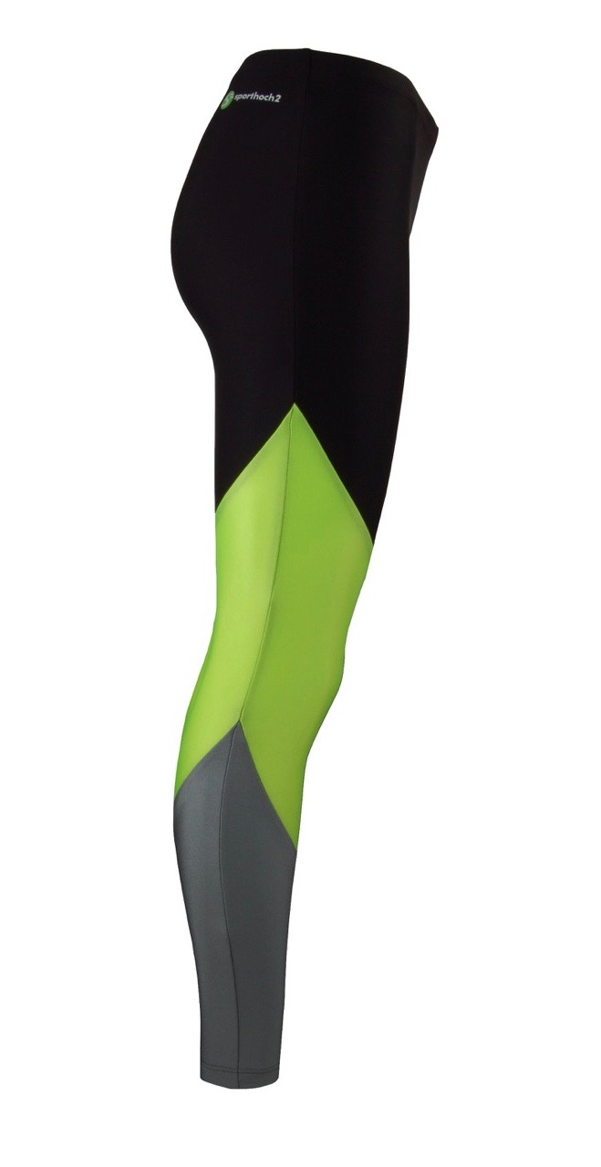 VOLTIGIERHOSEN DESIGN + Fitness/Training SPORT-LEGGINGS