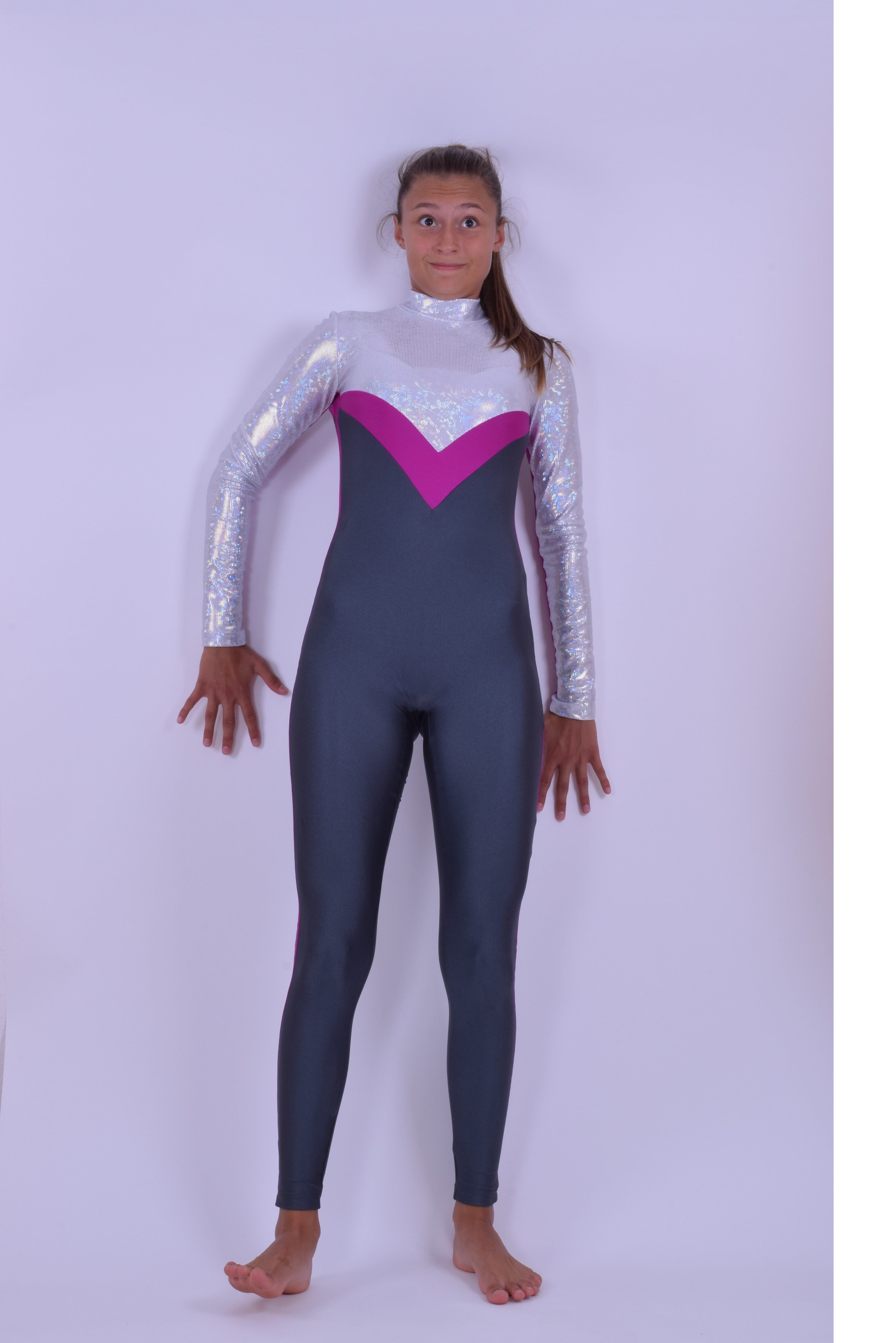 SPORTIVE Vaulting suits