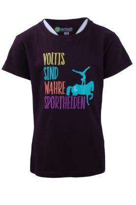Kinder Voltigier T-Shirt für wahre Sporthelden