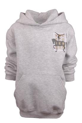 Fashion Voltige Hoody Sweashirt - mit Motivdruck klein -Kids/Teens