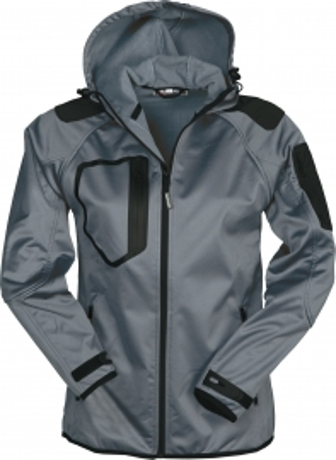 Premium Softshell-Jacke Extreme Lady - jetzt in 4 Farbstellungen