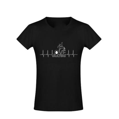 Kinder Voltigier T-shirt - Herzschlag