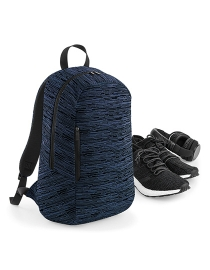 Duo Knit Backpack Rucksack - ELECTRIC