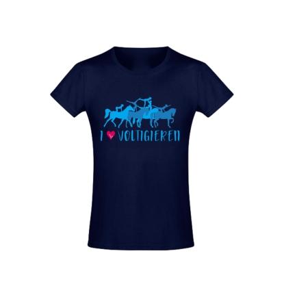 Kinder Voltigier T-Shirt - in 5 tollen Farben
