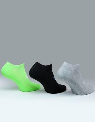 SOCKEN Sport-und Sneaker 3er-Pack