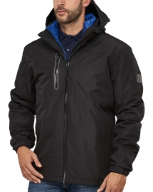 Damen+Herren OUTDOOR HiTec 3in1-Funktions-Jacke   - Modell PERFORMER -