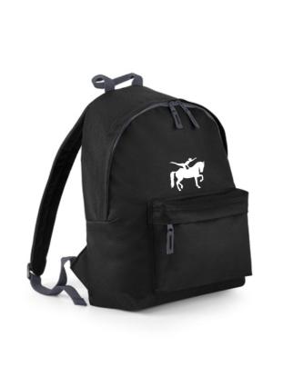 ORIGINAL vaulting backpack MOTIF FLAG - optional with printed name