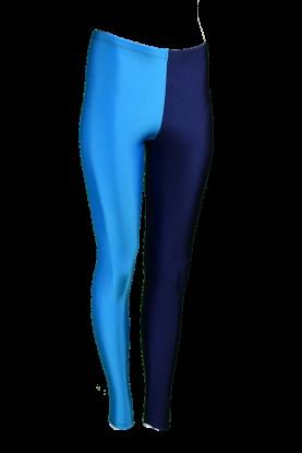 PROFI 2Farbig Voltigierhose Leggings - mit Wunschfarben