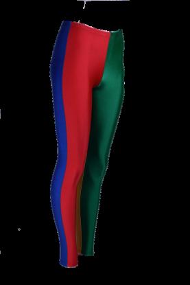 PROFI 4Farbig Voltigierhose Leggings - mit Wunschfarben
