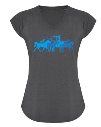 AVUS Funktions T-shirt Damen