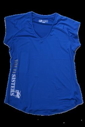 AVUS Funktions T-shirt Damen - Print Volti Sisters