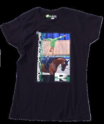 NEUES MOTIV- T-Shirt Sport Heroes - Frauen