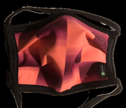 1er PACK / Mund-und Nasen-Maske -KIDS- Modell HI STD DESIGN /MOVE - Sonderproduktion