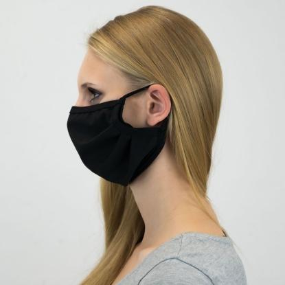 2er PACK / Mund-und Nasen-Maske - Modell HI FUNCTION EAR- OHRVARIANTE