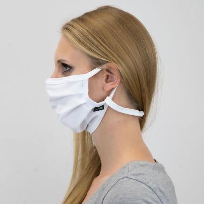 2er PACK / Mund-und Nasen-Maske - Modell HI STANDARD - OHRVARIANTE