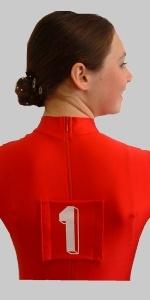 Einzel-Rückennummer