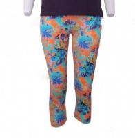 AKTIONSPREISANGEBOT   3/4 leggings  SPLASH - solange Stoff reicht!