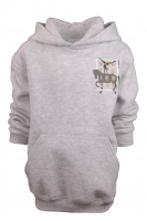 Fashion Voltige Hoody Sweat - mit Motivdruck klein