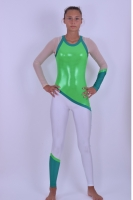 NANTES vaultingsuit green