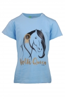 KIDS/Teens Grafik TEE soft blue Volti Queen, Art.-Nr. UB-1135006