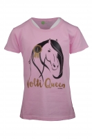 KIDS/Teens Grafik TEE soft pinkVolti Queen, Art.-Nr. UB-1135007
