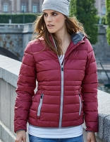 Premium Winter Steppjacke ZEPELIN - Damen / Teenager - in 4 Premium-Farben