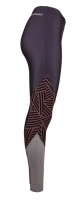 Sportleggings ESSENTIALS STAR- Design DIAGONAL, Art.-Nr. S2-1111089be