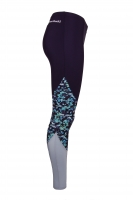 ESSENTIALS STAR Sportleggings Design LAB blue