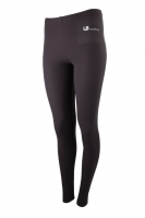 PROFI Thermohose Sportleggings - grau - Made in Germany