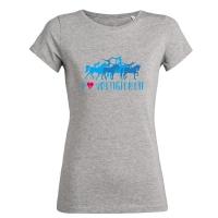 Voltigier T-Shirt Premium Organic Cotton - VOLTIGE -  Fairwear Produkt- in 2 Farben verfügbar