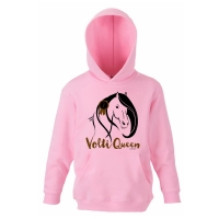 Voltigier Hoody Sweat Volti Queen Kinder - in 3 Farben