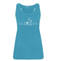HEARTBEAT Racerback Top Kids