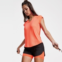 LANUS Fitness Sport-Shorts mit Tights