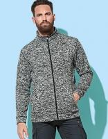 STED Active Knit Fleece-Jacke Herren und Jungs - in 3 Farben