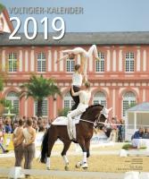 VOLTIGIER-Kalender 2019 - extra groß mit 36 Motiven