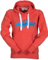 ATLANTA ORIGINALS HOODIE  blue voltige Damen