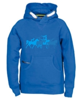 COLORADO ORIGINALS HOODIE  blue voltige Kinder