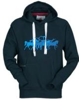ORIGINALS Hoody-Sweatshirt Blue Voltige - für Männer in 2 Farben