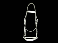 PREMIUM Bridle with drop noseband