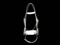 Bridle with flash noseband - PREMIUM