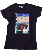 NEW GRAPHIC- T-Shirt Sports Heroes - for sporty ladies