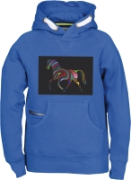 COLORADO ORIGINALS HOODIE  RAINBOW PFERD - für Kinder