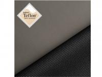 Athletik - leichter Softshellstoff mit Membrane & Teflon® Finish - taupe grau