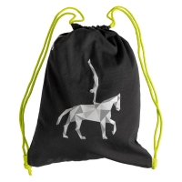 Gym bag - Design KUBI - Cotton