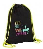 Gym bag - Design HERO - Cotton