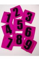 Armnummernsatz 1-9