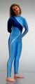 Anzug Wendi aquablaue Farbstellung, Art.-Nr. 1121017