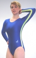PRETTY 1 vaulting body standart long sleeves