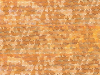 Lackstoff glitzerorange,  Art.-Nr. 1191025