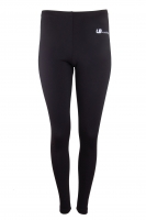PROFI thermal leggings black - Made in Germany